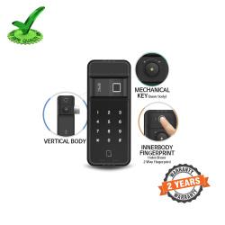 Epic ES-FF730G Digital Dual Finger Print Door Lock